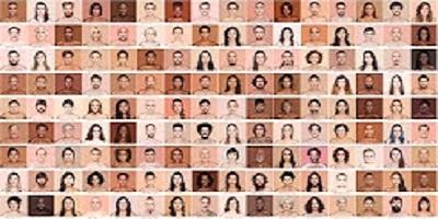 föredrag: Den mänskliga hudens skönhet, i alla färger